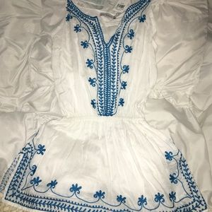 Tiare Hawaii Dress coverup OS NWT